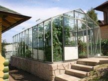 Фасадні системи та зимові сади