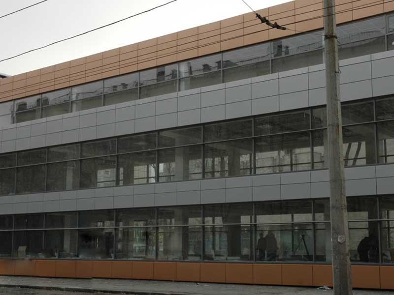 виготовлення вентильованих фасадів в Києві
