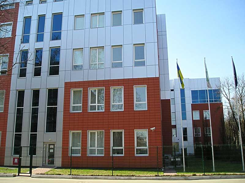 виготовлення вентильованих фасадів