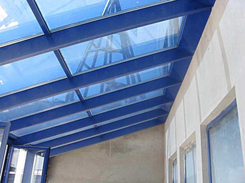 Структурне скління фасадів
