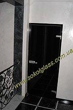 міжкімнатні двері скляні