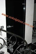 Міжкімнатні двері скляні в Києві