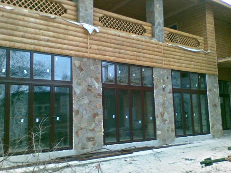 Розсувні віконні системи і двері