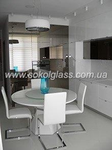 Скляні декоративні панелі