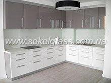 Скляні панелі для кухні